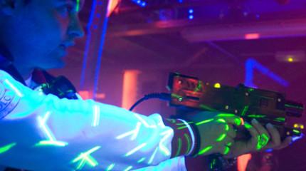 Indoor lasergame Hoogeveen